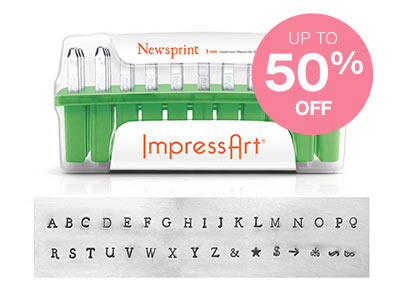 Up to 50% OFF Metal Stamping