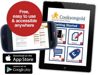 Download Our FREE Catalogue App & Get 10% Off*
