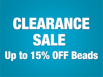 Order Clearance Sale Beads with up to 15% OFF
