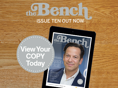 The Bench - Issue 10 - View Now