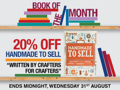 20% off Handmade To Sell By Kelly Rand