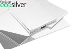 Sterling Silver Sheet 50mmx 50mm x 0.50mm thick Fully Annealed Sheet 4 Jewellery