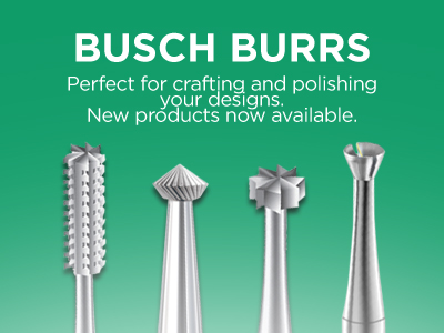 Busch Burrs - Shop Now