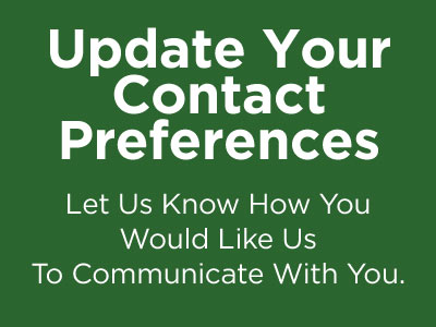 Update Your Contact Preferences