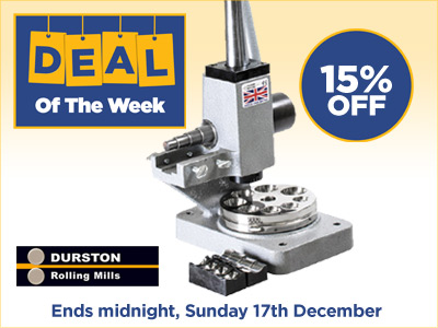 15% OFF Durston Ring Stretcher, Reducer and Bender