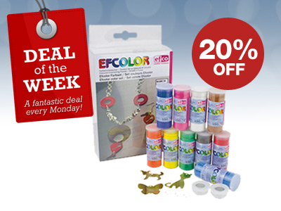 Save 20% off Deal of the Week