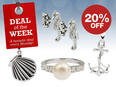 Deal of the Week: Nautical Finished Jewellery
