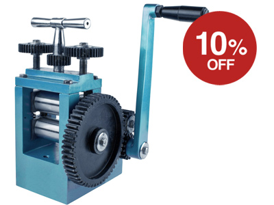 Deal of the Week - 10% Off Rolling Mills