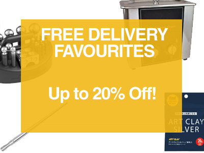 Free Delivery Favourites - Up to 20% Off