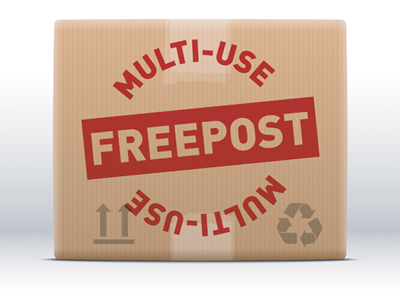 Freepost on All UK Orders over £25