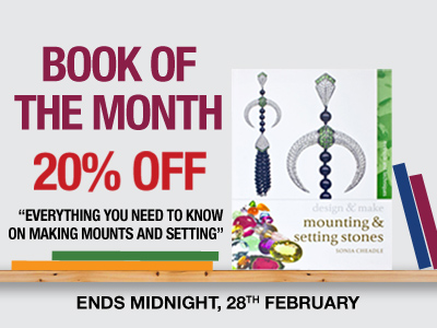 Save 20% OFF our Book of the Month