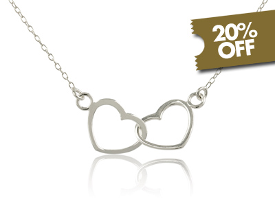 20% Off Silver Necklets