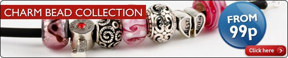 Charm Bead Collection From 99p