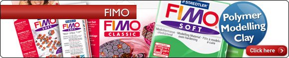 Great Range of FIMO Polymer Clay