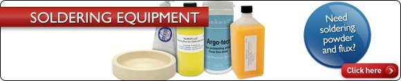 Looking for soldering powder & flux ?