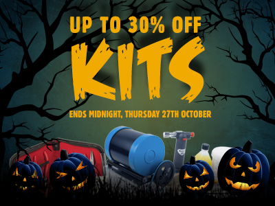 Up to 30% OFF Kits