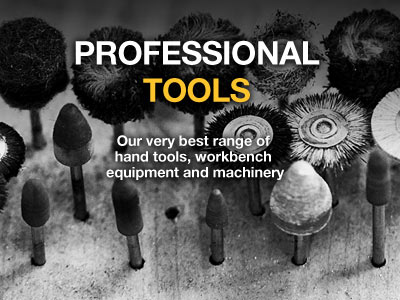 Introducing Professional Tools