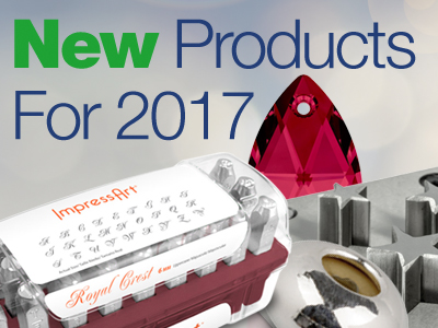 Brand NEW Products For 2017