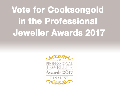 Vote for Cooksongold Today!