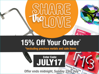 Get 15% OFF Your Order With Code: JULY17