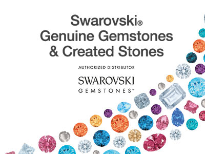 Swarovski Genuine Gemstones