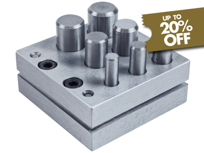 Up to 20% Off Metal Forming Tools