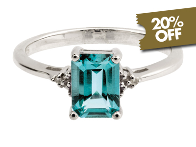 20% Off Sterling Silver Rings