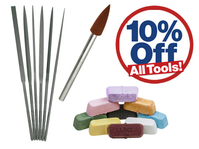 10% Off Workshop Essential Tools