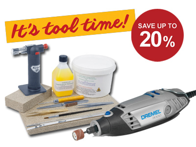 It's Tool Time - Up To 20% Off