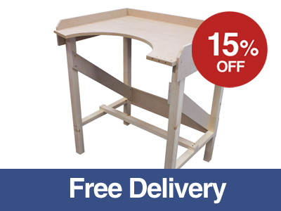 Deal of the Week - 15% Off Jewellers Work Bench
