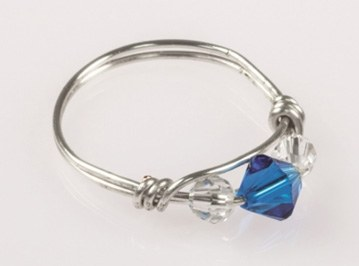 Swarovski® Crystal Ring