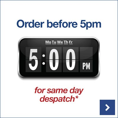 Order Before 5pm Monday To Friday For Same Day Despatch*