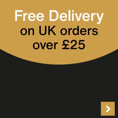 Free Delivery on Orders over £25*