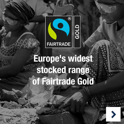 Fairtrade Gold - Now Available in 9ct