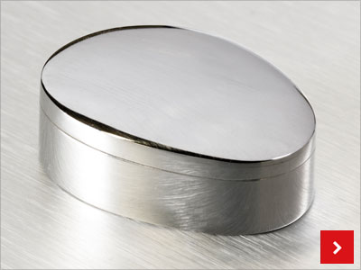 Make a Simple Silver Box, by John Ross
