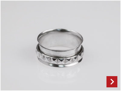Spinner Ring by Stephanie Powell
