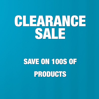 Big Savings in our Clearance Sale