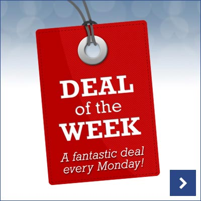 Sign Up To Deal of the Week