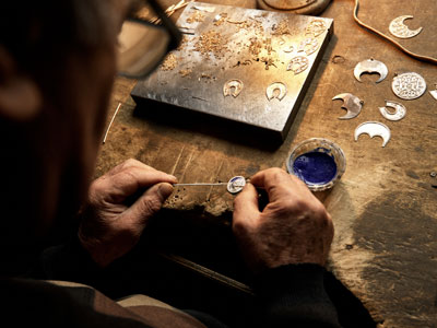 Read: Learn more about Enamelling
