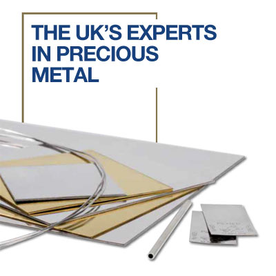 Experts in Precious Metals