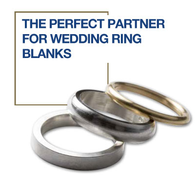 Bespoke Wedding Ring Blanks