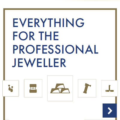 Everything For The Professional Jeweller