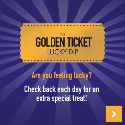 Are you feeling lucky? Discover today's treat in our Lucky Dip