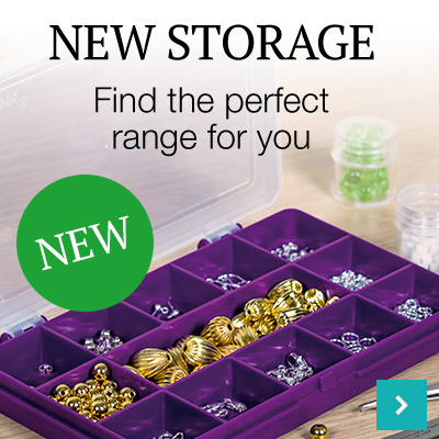 Organise Your Workshop with our NEW Storage