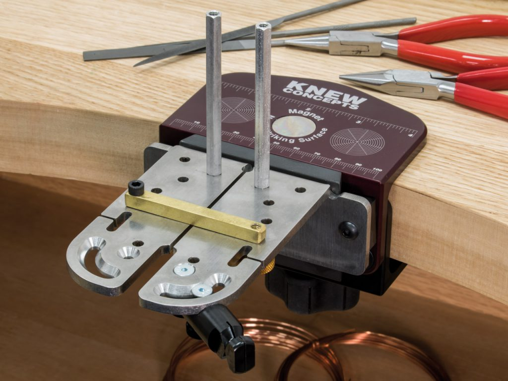 Knew Concepts sawing bench peg